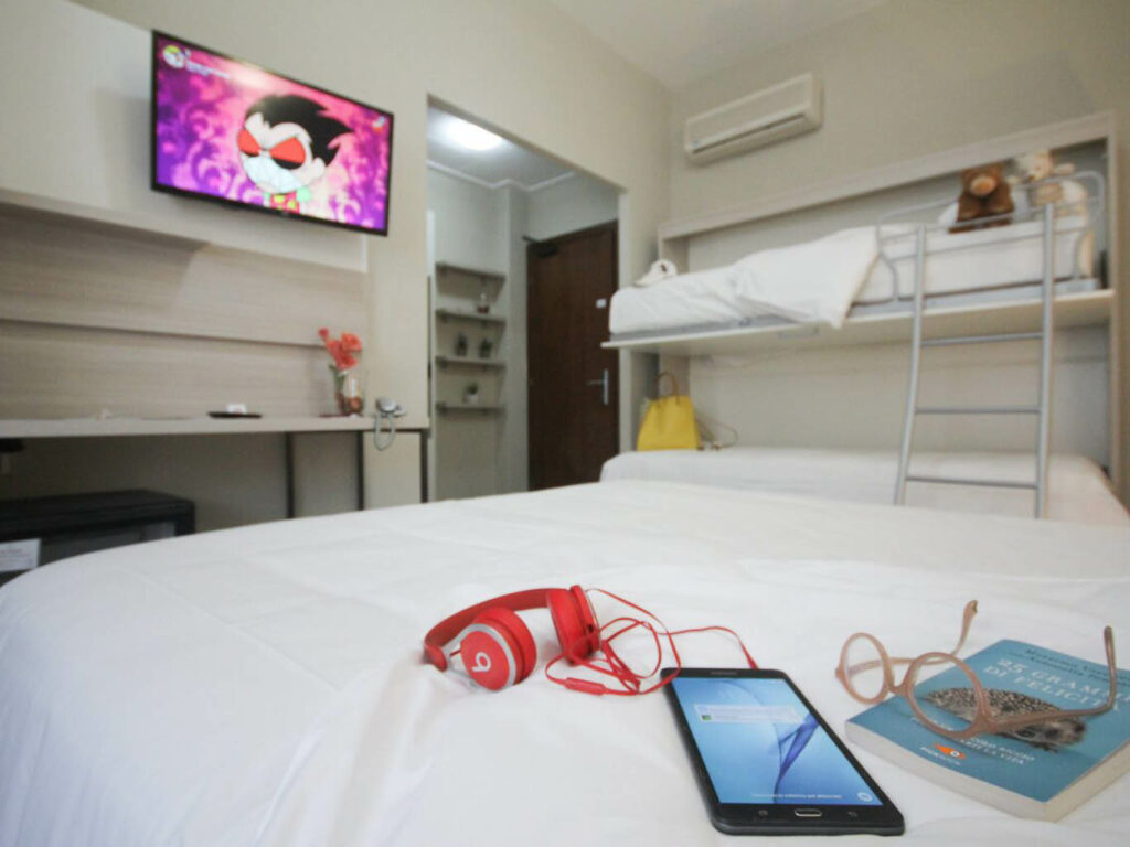 arredamento camere albergo